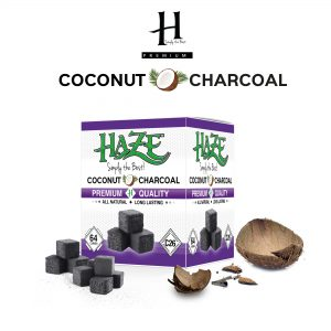 Haze Premium Coconut Coal